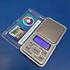 Ювелирные карманные весы MH-100 (100 грамм) калиброванные, фото 3