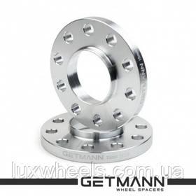 Колесная проставка GETMANN 15мм PCD 5x120 DIA 74.1 для BMW X5 (E70), X5 (F15, F85), X6 (E71, F16, F86)