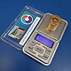 Ювелирные карманные весы MH-100 (100 грамм) калиброванные, фото 2