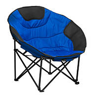 Раскладное кресло для кемпинга и отдыха на природе NeRest NR-40, синее, фото 1