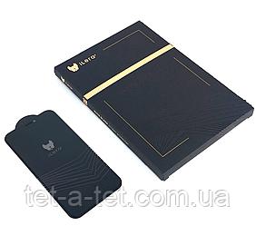 Захисне скло з рамкою iLera Deluxe Armor Glass iPhone 12 (6.1)