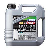 Моторное масло Liqui Moly Special Tec АА 0W-20 4л.