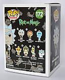 """Колекційна фігурка FUNKO POP! серії """"Rick & Morty"""" - Weaponized Rick, фото 4"""