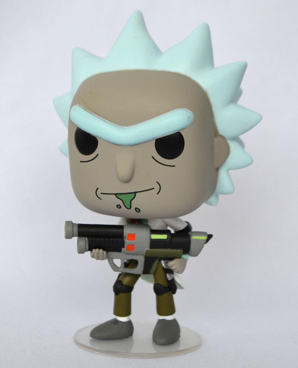 """Колекційна фігурка FUNKO POP! серії """"Rick & Morty"""" - Weaponized Rick"""