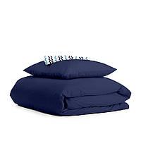 Комплект детского постельного белья RANFORS BLUE ZIG MARINE 1374440781, фото 1