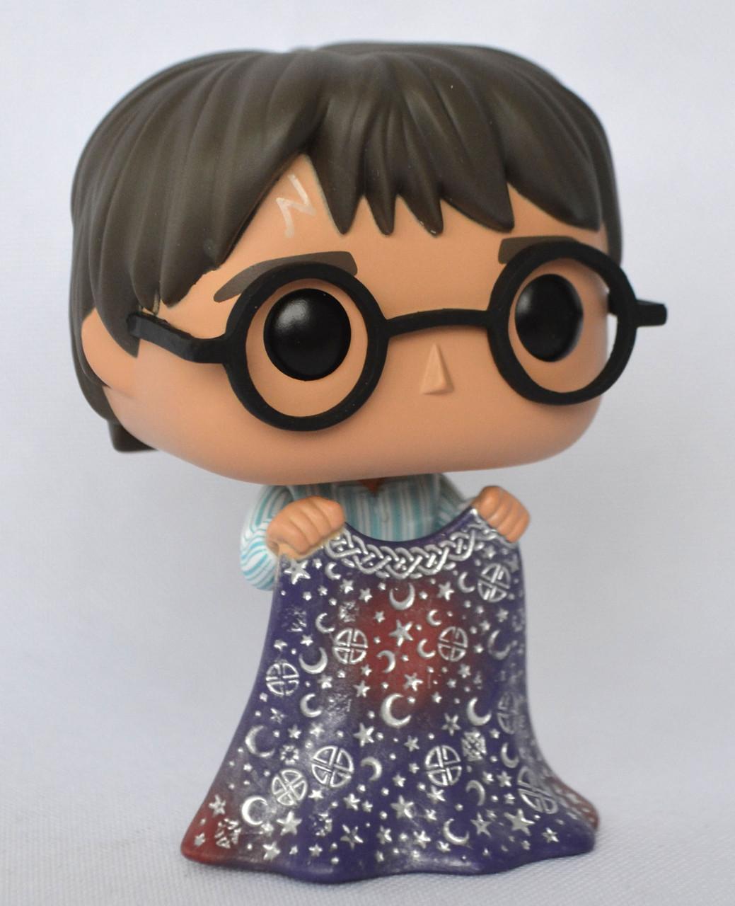 """Колекційна фігурка FUNKO POP! серії """"Гаррі Поттер"""" – Гаррі з плащем-невидимкою"""