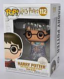 """Колекційна фігурка FUNKO POP! серії """"Гаррі Поттер"""" – Гаррі з плащем-невидимкою, фото 3"""