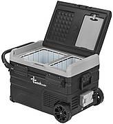 Холодильник-компрессор с аккумулятором на две секции Weekender TWW35 35л, Автохолодильник, 586*378*545MM