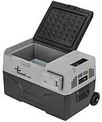 Холодильник-компрессор с аккумулятором Weekender ECX30 30л, 586*378*365MM, Автохолодильник, 12/24/22