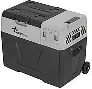 Холодильник-компрессор с аккумулятором Weekender ECX40 40л, 586*378*475MM, Автохолодильник,12/24/220