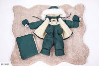 Детский зимний комбинезон тройка бутылка SKL11-260900