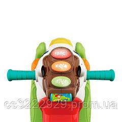 Качалка каталка Пони с музыкой Hola Toys (987)
