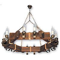 Люстра подвесная 12 свечей Е14 серии Venza 2605212