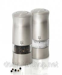 Peugeot Zeli Набор электрических мельниц для соли и перца 14 см (2/28480)