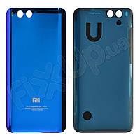 Задня кришка для Xiaomi Mi-6, колір синій