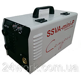 """Зварювальний напівавтомат SSVA-mini-P """"Самурай"""" МВ15 Ergo 160A (з рукавом)"""