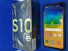 Samsung S10E Yellow G970 DUOS 6/128GB #1373ВР