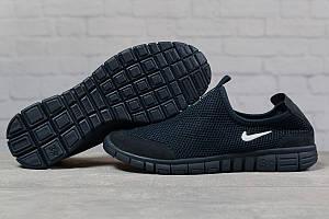 Кроссовки мужские 17493, Nike Free 3.0, темно-синие, [ 42 43 ] р. 43-27,5см.
