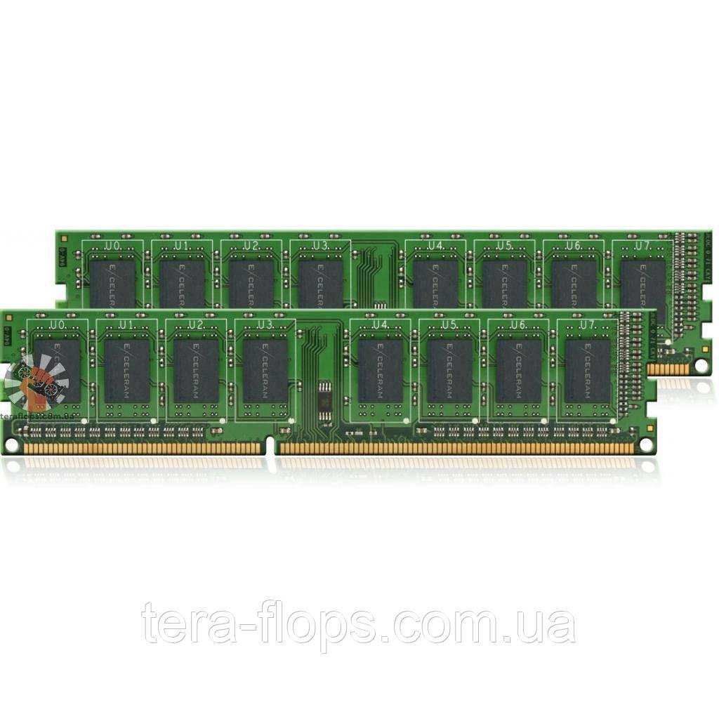 Оперативна пам'ять Exceleram DDR3 8GB (2x4GB) 1333MHz (E30142A) Б/У