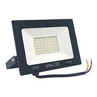 LED прожектор UNILITE 30W 220V 2400lm 6500K