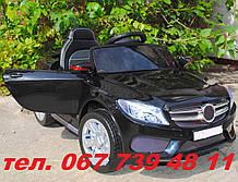 Детский электромобиль  Мерседес M 2772 EBLR черный
