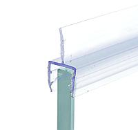 Уплотнитель для душевой кабины, ( ФС 01 ) длина 2м. ресница 12 мм.