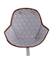 Текстиль в стул Micuna OVO LUXE, серый, фото 1