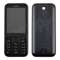 Корпус Nokia 225, колір чорний