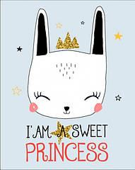 Постер в рамке Princess 30х40 см