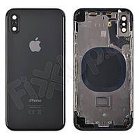 Корпус для iPhone X (5.8), цвет space grey