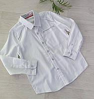 Рубашка для мальчиков, Glo-story, 128 см,  № 3996