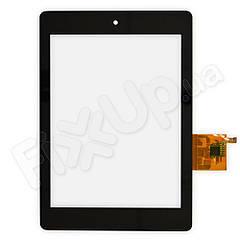 Тачскрін Acer A1-810 A1-811 Iconia Tab 8, колір чорний