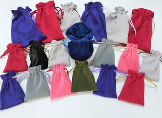 Мешочки для упаковки ювелирных изделий и бижутерии