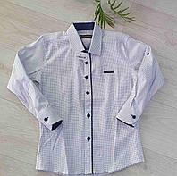 Рубашка для мальчиков, 5,7 лет,  № 162300