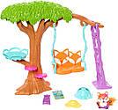 Набор качели на дереве Лисенок Фелисити Фокс и Флик Enchantimals Playground Playset, фото 3