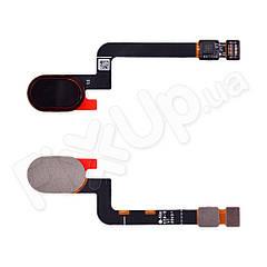 Шлейф для Motorola XT1681 G5 Plus, XT1683, XT1684, XT1685, XT1686, XT1687, з зовнішньої кнопкою Home, ц