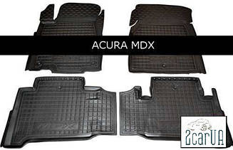Коврики в салон Avto-Gumm для Acura MDX 2006-