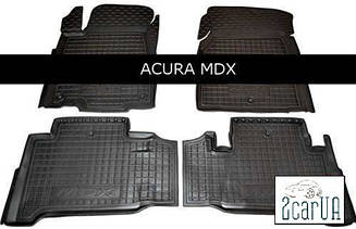 Коврики в салон Avto-Gumm для Acura MDX 2014-