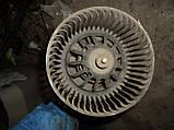 Б/У моторчик печки пежо 205.вентилятор печки пежо 205, фото 4