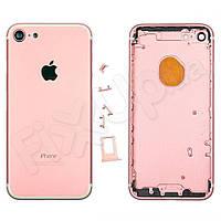 Корпус iPhone 7 (4.7), цвет розовый