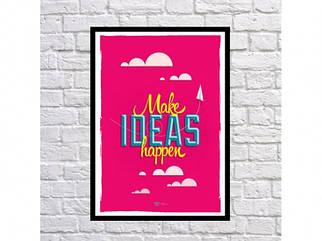 Постер Idea