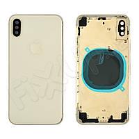 Корпус для iPhone X (5.8), цвет серебро