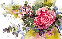 Luca-s Набор для вышивания Красные розы