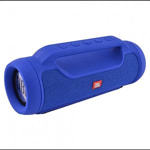 Портативна Bluetooth стерео колонки JBL E8 c USB і MicroSD Синя