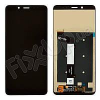 Дисплей для Xiaomi Redmi Note 5, Note 5 Pro с тачскрином в сборе, цвет черный