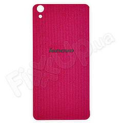 Задня кришка Lenovo S850, колір рожевий
