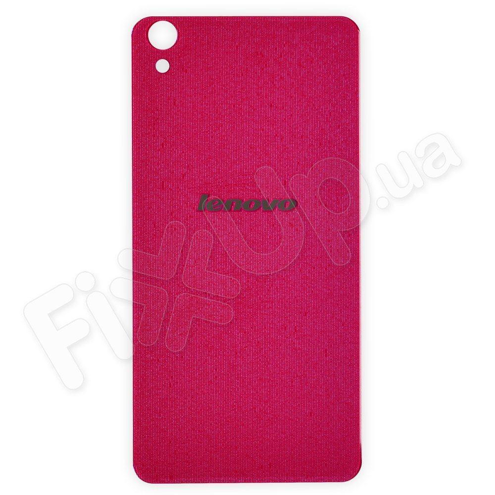 Задняя крышка Lenovo S850, цвет розовый