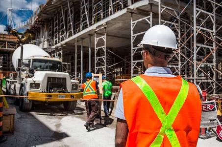 Услуги Компании по строительным работам