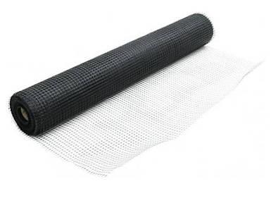 """Сетка полимерная Tenax """"Авиари"""" черная 1,5 х 200 м - Тенакс"""