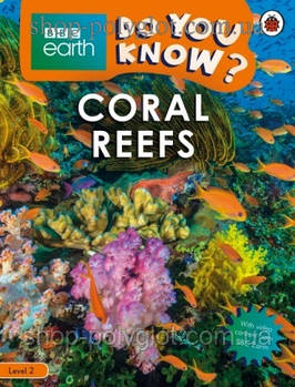 Книга Coral Reefs